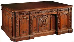 oval office resolute desk. The Resolute Desk Oval Office