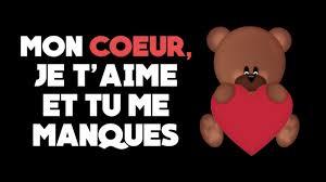Je Taime Et Tu Me Manques Lettre Damour Triste
