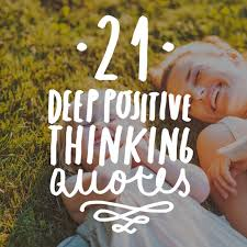 Quotes About Positive Thinking 100 Deep Quotes on Positive Thinking Bright Drops 49