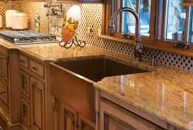 wonderful copper farmhouse sink ideas brown single bowl copper sink light brown marble kitchen countertops subway