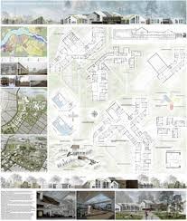 Дипломный проект Архитектура и проектирование Архитектурные  Инклюзивный образовательный центр в Пошехонье МАРХИ Архитекторы Вознесенская Анна Корси В Проект