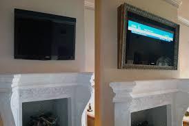 custom made tv frame