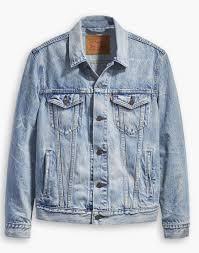 Levis Light Stonewash Jacket Levis Mens Retro 70s Original Zip Up Hoodie Grey