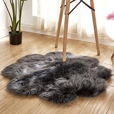 fluffy rug carpets for living room decor faux fur carpet kids room long plush rugs bedroom gy area rug round star flower mat carpet estimate carpeting