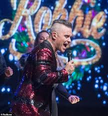 Robbie Williams Festive Album The Christmas Present Set For