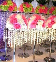 table chandelier centerpiece centerpieces candelabra whole