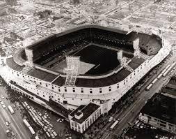 Detroit Tigers Stadium C 1960 Detroit Tigers Baseball
