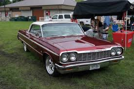Flashback Fridays - 1964 Chevy Impala - Cool Rides Online
