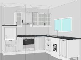 Conception De Cuisine 3d Ikea Chaise Tolixfr