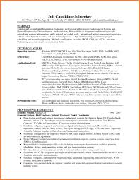 Hardware And Networking Resume Sample Resume For Study