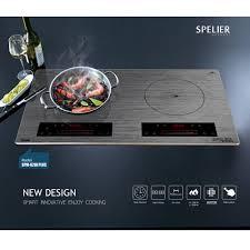 Bếp từ đôi Spelier SPM-628I PLUS