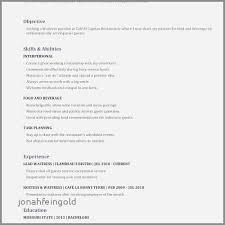 Resume Samples For Child Caregiver Elegant Child Care Network