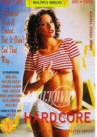 Hardcore porn dvd vivid