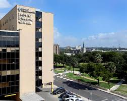 baptist cal center part of baptist health system is in downtown san antonio