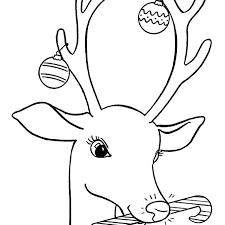 print free christmas coloring pages