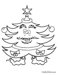 Small Picture Coloring Pages Christmas Tree Coloring Pages Oh Christmas Tree