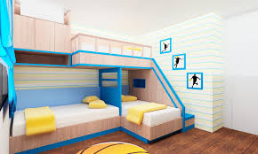 Cool Bedrooms With Bunk Beds Kids Bunk Bed Verona Barcelona Kids Bunk Bed Sticker Full Size