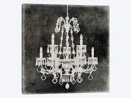 chandelier ii by oliver jeffries 1 piece art print