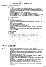 Safewayrtesy Clerk Resume Examples Templates Booth Objective