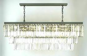 rectangular drum shade chandelier um linen amusing pendant rectangle grey iron and crystal petite large