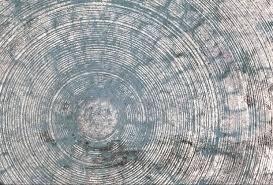 Beroemd Behang Blauw Grijs At Tzl12 Agneswamu