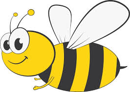 Myvect Free Cartoon Bee Vector