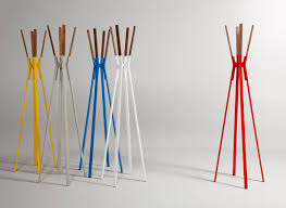 Splash Coat Rack Blu Dot Tuvie In Stylish Designer Clothes Rack