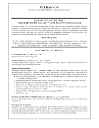 Financial Reporting Accountant Resume Example Socalbrowncoats