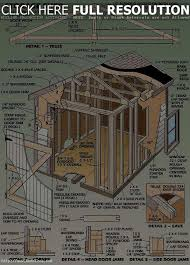 office shed plans. Free Office Shed Plans