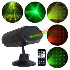 Green Laser Projector Light Us 17 5 30 Off Sound Activate Mini Red Green Laser Projector Lights Dj Ktv Home Xmas Party Holiday Dsico Led Stage Lighting With Remote Control In