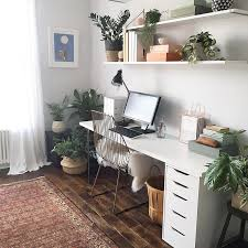 living room home office workspace. home office in the bohemian london of fashion designer kelly love living room workspace