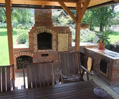 bodacious diy outdoor fireplace and bbq grill in diy outdoor fireplace