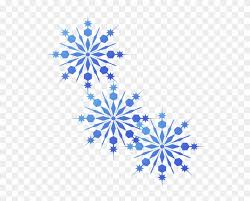 Fancy Design Ideas Snow Flake Clipart Snowflakes Blue Snowflake