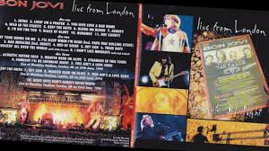 It was the band's first concert video and was shot. Bon Jovi London 25 06 1995 Full Concert Remaster Audio 3cd Youtube