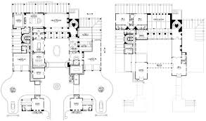 Mansion House Floor Plans Blueprints Bedroom Story Sq Ft    Click Image To View Large House One Story Architectural Best Best Large House