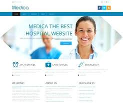 Free Web Templates For Employee Management System Nice Hospital Management System Website Templates Free