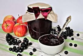 Как приготовить яблочный джем с черноплодной рябиной и ...