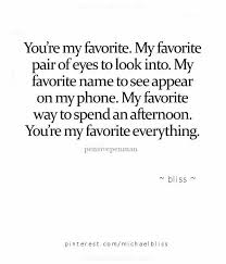 My Favorite Quotes Quotes About Love For Him My favorite of all time Babe YOUYOU 13