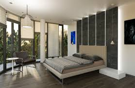 Interior Visualizations Luxury Apartment Bedroom DN Studio - Luxury apartment bedroom