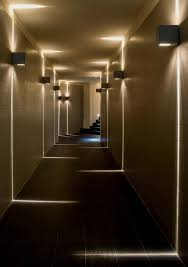 14 alluring wall led light designs to