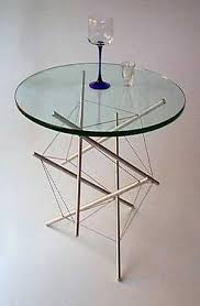 tensegrity furniture. 6_strut_suspend_accent_coffee_table_by_Koenig_with_wine_glass.jpg Tensegrity Furniture
