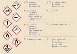 Ghs Quiz Match The Pictogram To The Hazard Safety Health