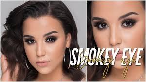 how to easy smokey cat eye my go to makeup look 2018 makeupbyamarie
