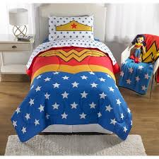 Wonder Woman I m Wonder Woman Reversible Twin Full forter
