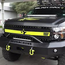 Iron Cross Truck Bumpers | Truck Bumpers For Sale ...