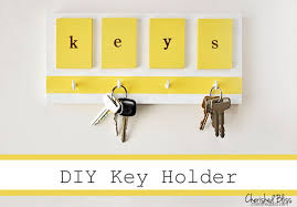 20 diy key holder ideas patio