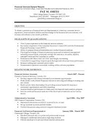 Cover Letter Financial Aid Counselor Resume Student Financial Aid