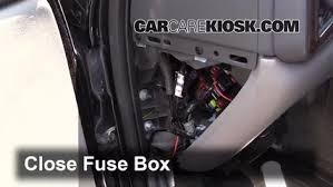 interior fuse box location 2002 2006 cadillac escalade 2005 interior fuse box location 2002 2006 cadillac escalade 2005 cadillac escalade esv 6 0l v8
