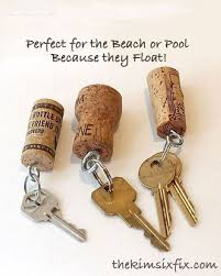 How To Make Decorative Wine Bottle Stoppers 100 Magnificent DIY Projects You Can Do With Wine Corks 89