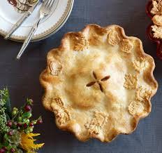 Apple Ginger Cranberry Pie With Vanilla Ice Cream Williams Sonoma